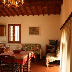 Отель Fattoria il Musarone Синалунга комната для гостей фото 2