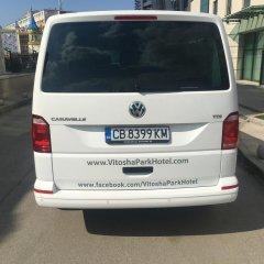 Vitosha Park Hotel городской автобус
