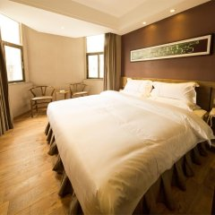 Отель Yingshang Dongmen Branch 4* Номер Бизнес фото 2