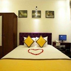 Hai Au Boutique Hotel & Spa 3* Улучшенный номер с двуспальной кроватью