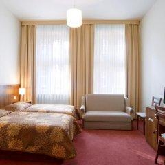 Hotel Alexander II 3* Стандартный номер с различными типами кроватей фото 3