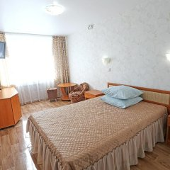 Гостиница Родина Стандартный номер с различными типами кроватей фото 23