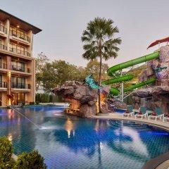Отель Ananta Burin Resort 4* Улучшенный номер с различными типами кроватей фото 12