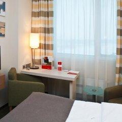 Гостиница Рамада Екатеринбург (Ramada Yekaterinburg) 5* Стандартный номер с различными типами кроватей фото 4