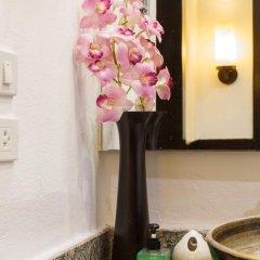 Отель Aquamarine Resort & Villa 4* Вилла с различными типами кроватей фото 37