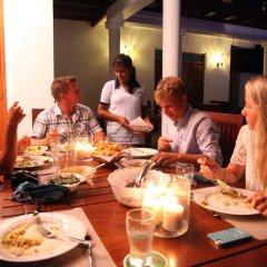 Отель Namo Villa Шри-Ланка, Бентота - отзывы, цены и фото номеров - забронировать отель Namo Villa онлайн питание