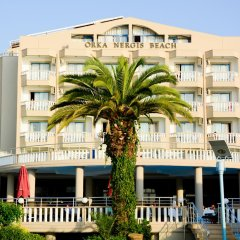 Отель Club Nergis Beach 3* Стандартный номер фото 6