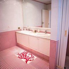 Отель Villa Angela Капачи ванная фото 2