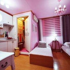 Отель Han River Guesthouse 2* Стандартный номер с различными типами кроватей фото 2