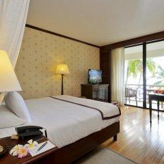 Отель InterContinental Resort Tahiti 4* Стандартный номер с различными типами кроватей фото 2
