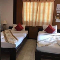 Отель Adarin Beach Resort 3* Улучшенное бунгало с различными типами кроватей фото 32