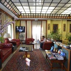 Hotel Galles интерьер отеля