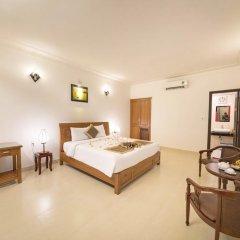 Отель Luna Villa Homestay 3* Номер Делюкс с различными типами кроватей фото 3