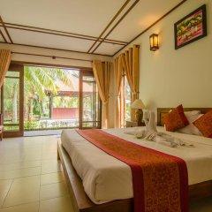 Отель Riverside Bamboo Resort 3* Номер Делюкс фото 5