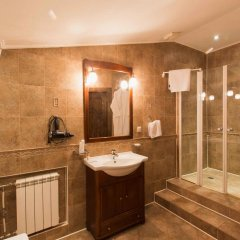 Гостиница Камелот ванная фото 2