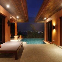 Отель Korsiri Villas 4* Вилла Премиум с различными типами кроватей фото 37