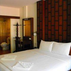 Отель The Album Loft at Phuket 3* Улучшенный номер с двуспальной кроватью фото 10