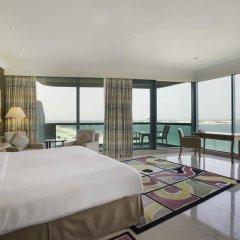 Отель Hilton Dubai Jumeirah 5* Стандартный номер с различными типами кроватей фото 4