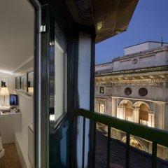 Отель Una Maison Milano Италия, Милан - 1 отзыв об отеле, цены и фото номеров - забронировать отель Una Maison Milano онлайн балкон
