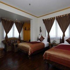 Bagan King Hotel 3* Улучшенный номер с различными типами кроватей фото 15