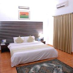 Отель Alegria - The Goan Village 2* Номер Делюкс с двуспальной кроватью фото 16
