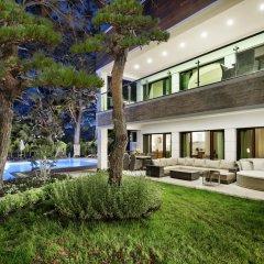 Отель Nirvana Lagoon Villas Suites & Spa 5* Люкс повышенной комфортности с различными типами кроватей фото 20