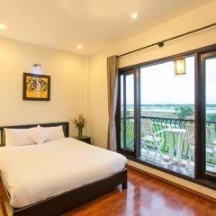 Отель Riverside Impression Homestay Villa 3* Номер Делюкс с различными типами кроватей фото 18