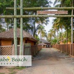 Отель Anomabo Beach Resort парковка