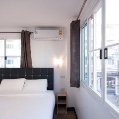 Hoppers Place Donmuang Hostel Стандартный номер фото 7