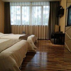 Guangzhou Wellgold Hotel 3* Номер Делюкс с 2 отдельными кроватями