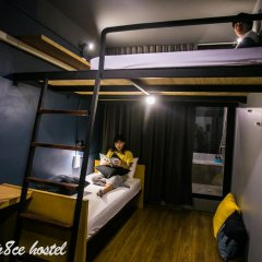 Silom Space Hostel Стандартный номер фото 11