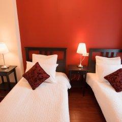 Гостиница Crossroads 3* Улучшенный номер с 2 отдельными кроватями фото 5