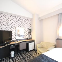 APA Hotel Karuizawa-Ekimae Karuizawaso 3* Номер Делюкс с 2 отдельными кроватями фото 10