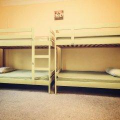 TNT Hostel Moscow Кровать в общем номере с двухъярусными кроватями фото 2
