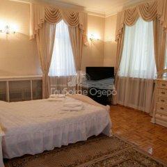 Отель Glubokoe Ozero Baza Otdiha Казань комната для гостей