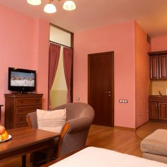 Апартаменты Arcada Apartments комната для гостей фото 2