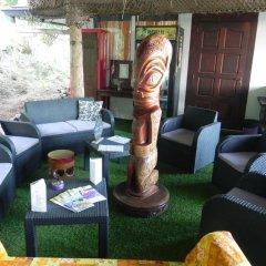 Отель Fare Arana Французская Полинезия, Муреа - отзывы, цены и фото номеров - забронировать отель Fare Arana онлайн интерьер отеля