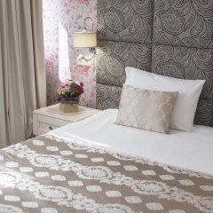 Гостиница Де Пари 4* Улучшенный номер с двуспальной кроватью фото 2