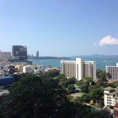 Отель Centric Sea Pattaya пляж фото 2