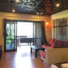 Апартаменты Koh Tao Heights Exclusive Apartments комната для гостей