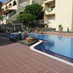 Отель Atlantico бассейн фото 3