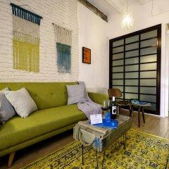 Отель Poblenou Beach Испания, Барселона - отзывы, цены и фото номеров - забронировать отель Poblenou Beach онлайн комната для гостей фото 2