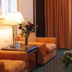 Отель Amman International 4* Люкс повышенной комфортности с различными типами кроватей