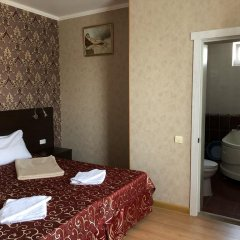 Мини-Отель Зорэмма комната для гостей фото 2