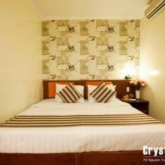 Saigon Crystal Hotel 2* Улучшенный номер с различными типами кроватей