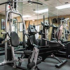 Отель Clarion Inn & Suites Clearwater фитнесс-зал