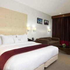 Гостиница DoubleTree by Hilton Novosibirsk 4* Студия разные типы кроватей фото 7