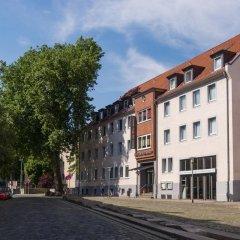 Отель CVJM Hotel am Wollmarkt Германия, Брауншвейг - отзывы, цены и фото номеров - забронировать отель CVJM Hotel am Wollmarkt онлайн парковка