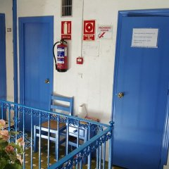 Отель Giraldilla Стандартный номер с различными типами кроватей (общая ванная комната) фото 7