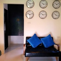 Отель Saphli Villa Beach Resort 2* Бунгало с различными типами кроватей